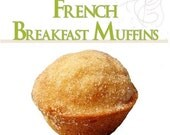 FRENCH BREAKFAST MUFFINS Recipe it Tastes Like Cake Donut Fast and Easy To Make