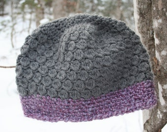 Crochet Beanie Hat PATTERN Instant Digital Download