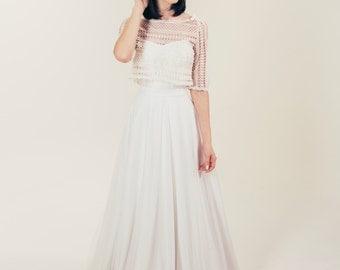 Scarlett wedding skirt separates