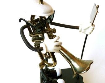 Vintage Automaton Waco Toy