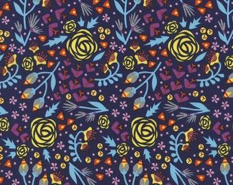 Modern Calico - Half Yard Cut - Timeless Treasures - Cotton Fabric - Quilting Fabric