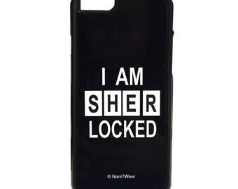 Sherlock iPhone 6 Case: I am Sherlocked