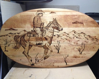 woodburning  ~ wall art.  .... for sale