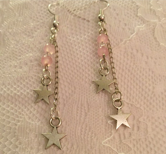 Star Gems Earrings: Secret Meanings Make Wishes Come True