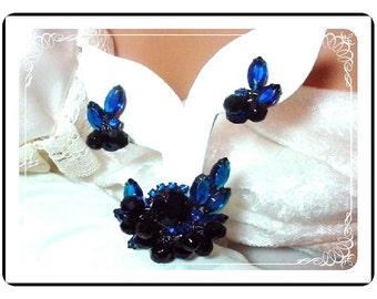 Cha Cha Demi  D&E - Bombshell Blues Black Juliana  Demi-621a-0217080040