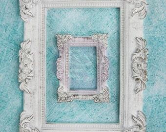 Shabby Chic Treasures Resin - Prima - Baroque Frames