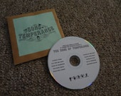 """Sons Of Temperance CD.  """"popular song and dance as performed with enthusiastic applause"""""""