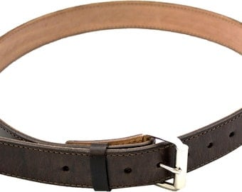 Conceal and Carry Gun Belt, Brown  #100-