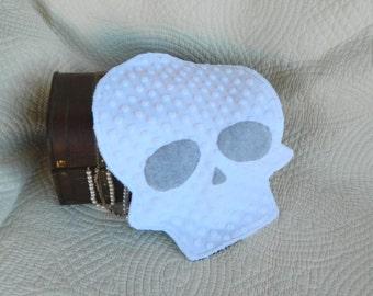 Ahoy Matey Skull Snugglie