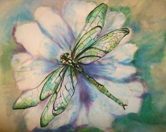 Soft Landing, Dragonfly