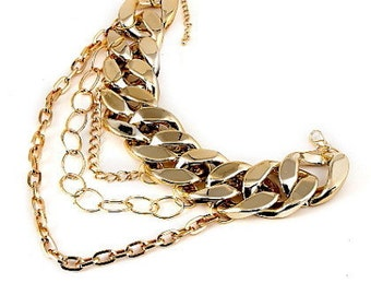 Shoe Chain Anklet Jewelry