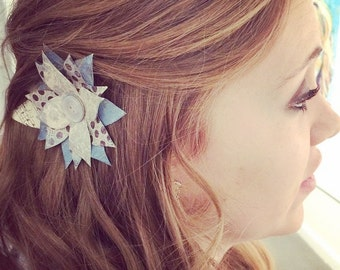 Handmade Boutonnières and Hair Pins
