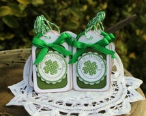 St. Patrick's Gift Tag - Set of 8 St. Patrick's Day Tags
