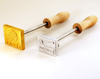 Custom Logo Branding Iron (Made in the USA!)