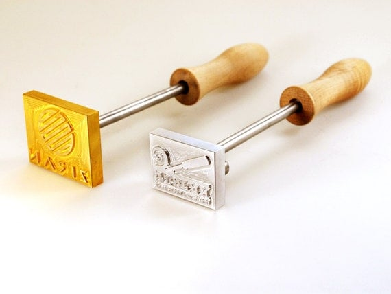 Custom Logo Branding Iron Made in the USA