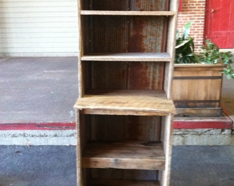 Rustic bar, bar, rustic bookcase, rustic bookcase, bar, bookcase,