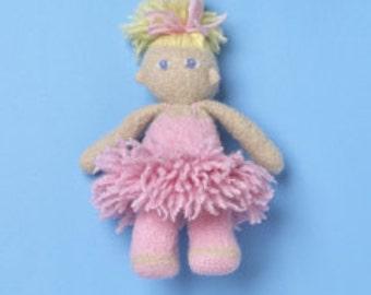 KuKu Doll Felted Doll Kit - Zoe