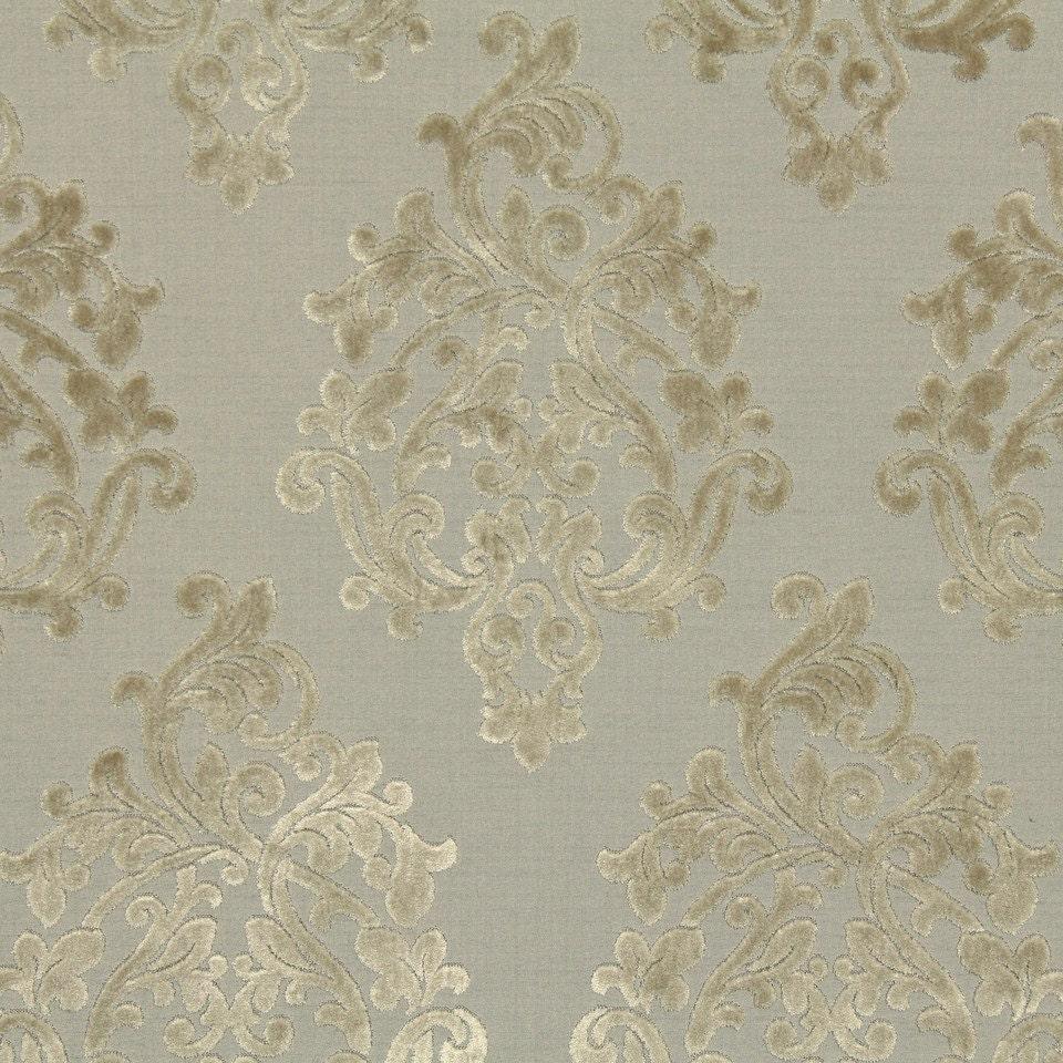 Silver grey damask velvet fabric for furniture upholstery for Furniture upholstery fabric
