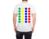Twister T-shirt for Dad - Daddy Time Play Shirt - Gift for Dad for Christmas or Fathers Day - Kids play with dad