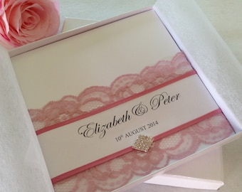 Wedding Invitation - The 'Simone'.