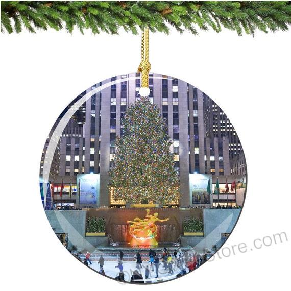 Rockefeller Center Christmas Ornament Decoration