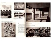 SCHOOLHOUSE When Your Neighborhood Needs a School 1958 Mid Century Modern architecture book