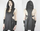 The Witching Hour tunic tank in Stone