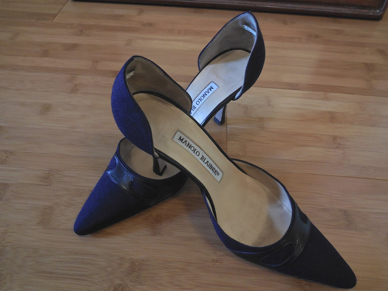 Manolo Blahnik Shoes on Sale - Up to 70 off at Tradesy