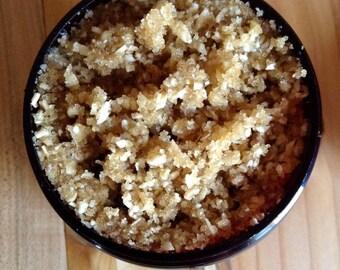 Oatmeal and Brown Sugar Face Scrub, 4 Ounce