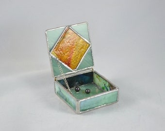 Square Jewlery Box