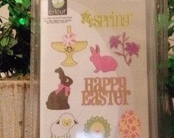 EASTER- Cricut Cartridge  -  NEW & SEALED - Great Springtime fun for your Cricut Machine !!
