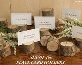 15 Rustic Place Card Holder, Escort Card Holder, Place Holder, Rustic Wedding Decor, Wood Place Card Holder, Rustic Wedding Supplies