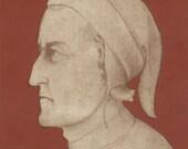 Dante Alighieri - Special Price - Free Shipping