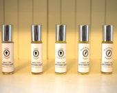 9ml - Remy Perfume Oil - Saffron, Sandalwood, Honey