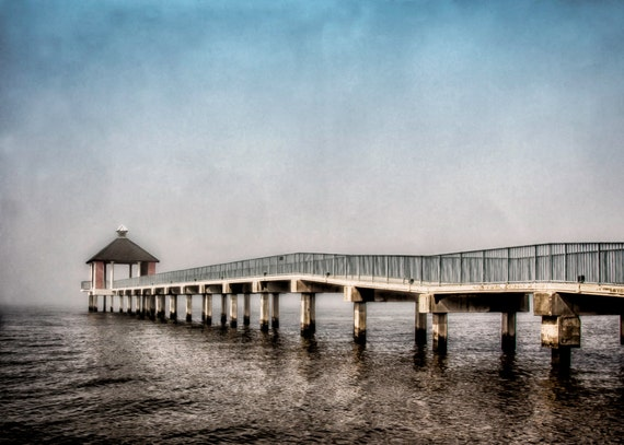 Pier Over the Lake