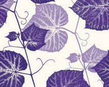 Free Spirit - Impressions by Ty Pennington Ivy in Purple PWTY017 by the Yard
