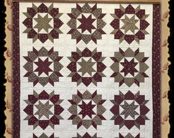 Forest Park Quilt Pattern