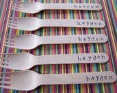 30 Custom Wood Spoons