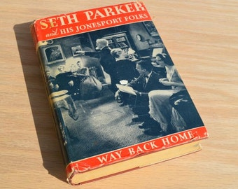 Way Back Home by Seth Parker 1932 Vintage Photoplay Illustrated