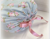 Pillow Cushion / Summer Cushion / Pretty Cushion / Tilda Fabric Cushion - Millie Teal
