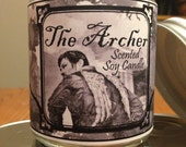 Archer - Daryl Inspired Scented Soy Candle