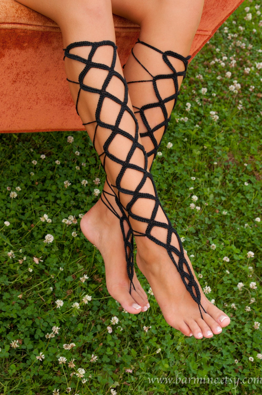 Barefoot sandals porn