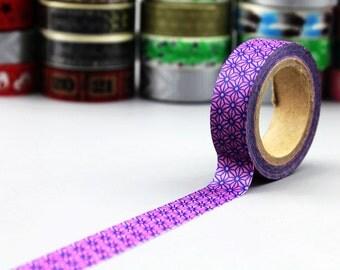 Washi Tape - Japanese Washi Tape - Masking Tape - Deco Tape - WT1046