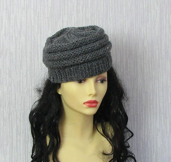 womens hats trendy knit slouchy beanie by albadofashion