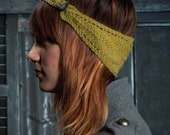 Dryad Headband Knitting Pattern Soft Great For Dreadlocks! Different Sizes SALE!