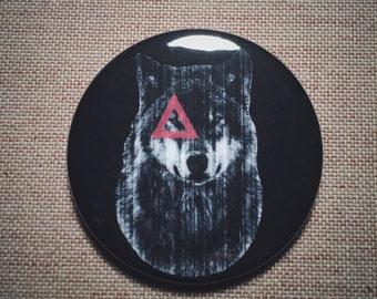 """Wolf 2.25"""" mirror"""