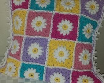 Decorative Flower Pillow
