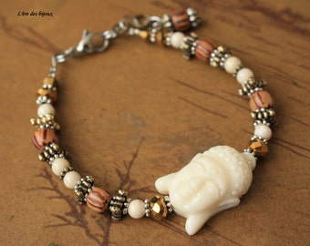 Buddha Zen bracelet