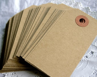 Kraft Shipping Tags, Luggage Tags