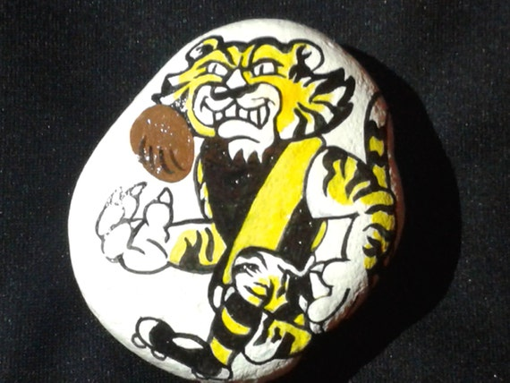Sports Painted Rocks/Florida State/Painted Stones/Paper